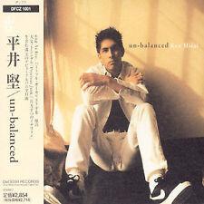 KEN HIRAI - UN-BALANCED NEW CD