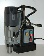 BLUEROCK ® Model TYP-75 Mag Drill - TYPHOON 75 Magnetic Drill Press NEW!