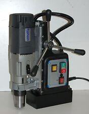 Bluerock Model Typ 75 Magnetic Drill Press Amp 6pc 2 Hss Annular Cutter Set