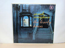 SARAH VAUGHAN - The Lonely Hours ~ ROULETTE 52104 {nm} >Arranged by Benny Carter