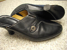 Womens Shoes COLE HAAN Size 8 1/2 B MULES EXC