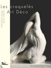 Les Craqueles Art Deco - Art-Deco Crackles, French book