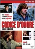 Dvd **CODICE D'ONORE ~ Le choix des armes** con G.Depardieu C.Denevue nuovo 1981