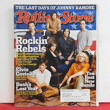 Rockin Rebels ROLLING STONE Magazine Issue 959 Springsteen REM October 14 2004!
