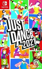 Just Dance 2021 - Nintendo Switch Tanzspiel - NEU OVP