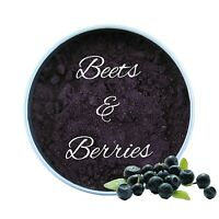 Beets & Berries Exfoliant Face Mask w/ Hyaluronic Acid, Antioxidants, and CoQ10