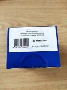 Aqua Medic Dosing Pump Motor for the SP 3000 104.030-1