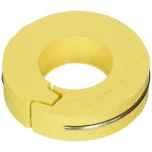 McGard limiteurs de course à ressort Light & Easy 22,5 mm jaune 8 pcs