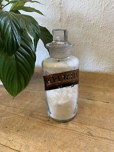 Victorian Apothecary Jar