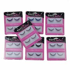7 Unit [14 Pairs] Party Lashes Synthetic Eyelashes Assorted Styles