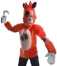 Five Nights at Freddy's - Foxy Child Plush Top Costume