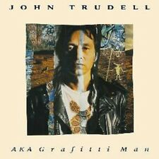 John Trudell - AKA The Graffiti Man - New 2LP Vinyl - Pre Order 19th May