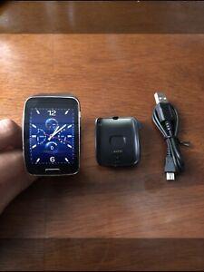 Samsung Gear S SM-R750P Cellular (Sprint) Curved Smart Watch