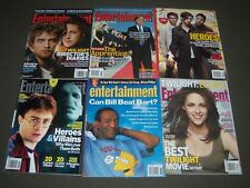 1990S-2000S ENTERTAINMENT WEEKLY MAGAZINE LOT OF 15 - CELEBRITY COVERS - PB 206
