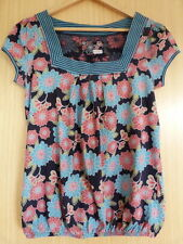 Cotton Square Neck Floral Tops & Shirts NEXT for Women