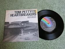 TOM PETTY & THE HEARTBREAKERS refugee MCA RECORDS 7-inch RARE Promo MCA 559!