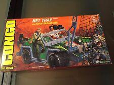 KENNER CONGO Movie NET TRAP VEHICLE 1995 RARE Gorilla Truck SUV Toy MISB NIB