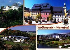 Wolkenstein / Warmbad  ,Ansichtskarte, gelaufen