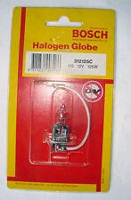BOSCH Halogen Globe H3 12V 125W  #312125C