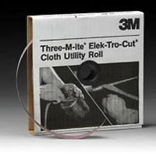 "3M Company 5006 1""X50 180 Threemite Elektrocut Cloth Utility Roll"