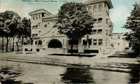 "Antique 1910 Postcard   Mishawaka Indiana IN  ""Hotel"""