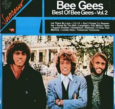 "BEE GEES "" BEST OF..VOL.2 "" LP SIGILLATO  POLYGRAM ITALY"