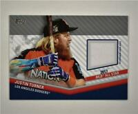 2020 Update All Star Stitches Relic #ASSC-JT Justin Turner - Los Angeles Dodgers