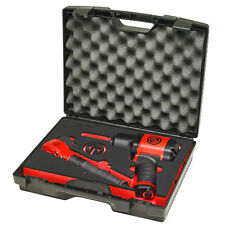 """CHICAGO PNEUMATIC Promotionset CP 7737 + CP7748 Impact driver 1/2"""""""