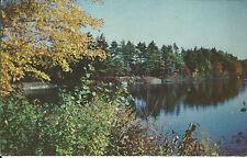 Greetings From Verona, Ontario, Canada / Postmark 1957