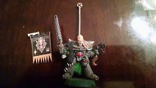 GW Warhammer 40K Ragnar Blackmane Space Wolf Hero Lord  Wolves