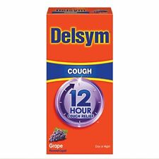 Adult Cough Suppressant Grape 3 oz