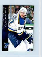 2015-16 Upper Deck Series 1 Alex Pietrangelo #157