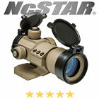 NcSTAR 35mm Three Colors Dot LED Weaver Picatinny Mount Aluminum 1.5