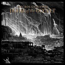 NECROS CHRISTOS - Doom of the Occult CD, NEU