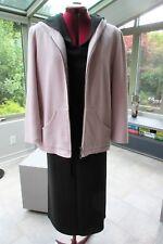 BIANCA  NYGARD  Hooded Coat - Zipped Jacket  Sz. 10P Light Pink Fully lined