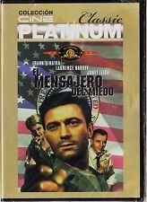 cine platinum classic: EL MENSAJERO DEL MIEDO de John Frankenheimer. Ed. diarios