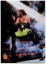 X-PAC #7 WWF Smackdown! Chrome 1999 comic images de Catch de carte (C637)