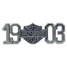 HARLEY-DAVIDSON 3D autocollant, 1903 Bar & Shield étiquette dc238062