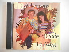 THE ACKERMANS : CODE THE WEST (country Dallas) [ CD ALBUM ]