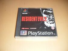 Resident Evil 2 (PS1 Game no manual)