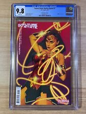 Future State Harley Quinn #1 (2021 DC) Jenny Frison Variant CGC 9.8