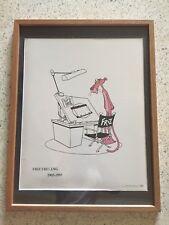 Friz Freleng Pink Panther Tribute