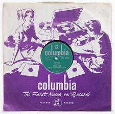 GEOFF LOVE Patricia Brazil latin easy listening UK 1958 columbia DB 4169 78 rpm