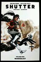SHUTTER, Vol 1, WANDERLUST - TPB (IMAGE Comics) NM