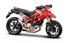 MAISTO 1:18 Ducati Hypermotard MOTORCYCLE BIKE DIECAST MODEL NEW IN BOX
