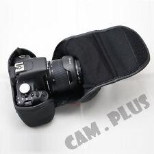19*15*11cm neopreno cámara caso para Canon EOS 760D 750D 700D 70D+18-135mm Lente