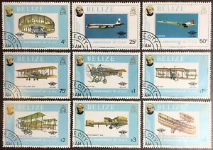 Belize 1979 Rowland Hill ICAO Anniversary CTO Never Hinged