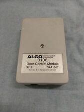 Algo Door Control Module model 3106 Gaa1007
