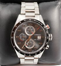 Authentic TAG HEUER CARRERA CAR2A11-1/ CAL1887 Automatic Men's Watch