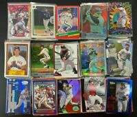 1990-2019 Jeff Bagwell LOT X 25 Cards Inserts / High End / #'d NO DUPES